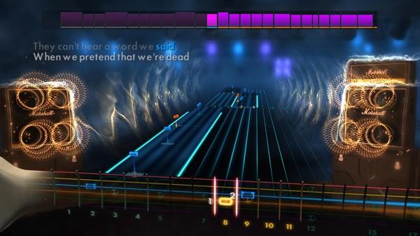 "Скриншот №2 к Rocksmith® 2014 Edition – Remastered – L7 - ""Pretend Were Dead"""