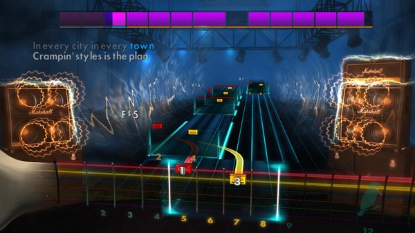 "Скриншот №3 к Rocksmith® 2014 Edition – Remastered – L7 - ""Pretend Were Dead"""