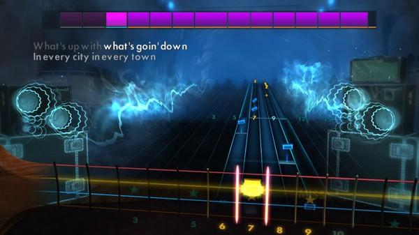 "Скриншот №1 к Rocksmith® 2014 Edition – Remastered – L7 - ""Pretend Were Dead"""