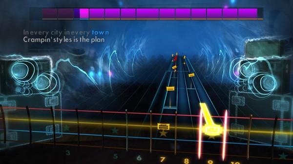 "Скриншот №5 к Rocksmith® 2014 Edition – Remastered – L7 - ""Pretend Were Dead"""