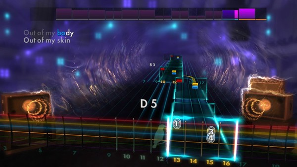 """Скриншот №2 к Rocksmith® 2014 Edition – Remastered – Sleater-Kinney - """"Dig Me Out"""""""