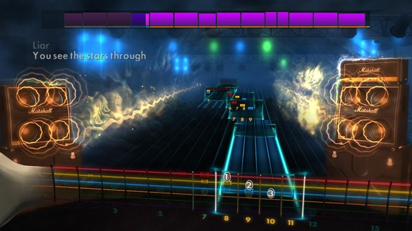 "Скриншот №2 к Rocksmith® 2014 Edition – Remastered – Babes in Toyland - ""Bruise Violet"""