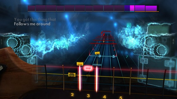 "Скриншот №3 к Rocksmith® 2014 Edition – Remastered – Babes in Toyland - ""Bruise Violet"""