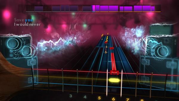 Скриншот №5 к Rocksmith® 2014 Edition – Remastered – Sevendust Song Pack