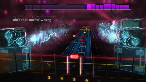 """Скриншот №4 к Rocksmith® 2014 Edition – Remastered – Sevendust - """"Black"""""""