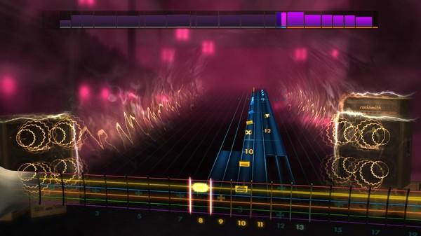 """Скриншот №5 к Rocksmith® 2014 Edition – Remastered – Sevendust - """"Black"""""""