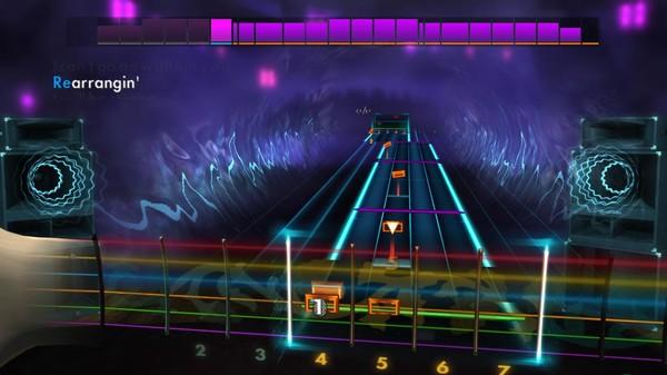 "Скриншот №2 к Rocksmith® 2014 Edition – Remastered – Sevendust - ""Angels Son"""