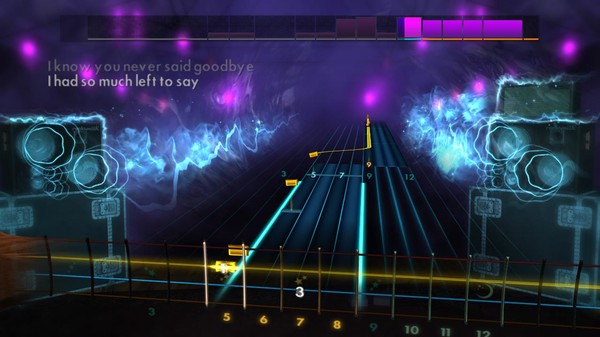 "Скриншот №1 к Rocksmith® 2014 Edition – Remastered – Sevendust - ""Angels Son"""