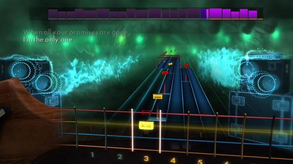 Скриншот №3 к Rocksmith® 2014 Edition – Remastered – Melissa Etheridge Song Pack