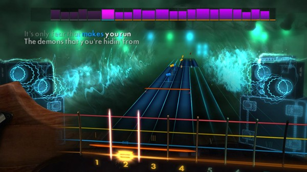 "Скриншот №3 к Rocksmith® 2014 Edition – Remastered – Melissa Etheridge - ""Im the Only One"""