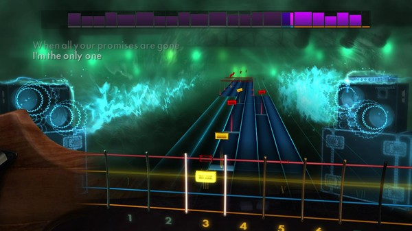 "Скриншот №5 к Rocksmith® 2014 Edition – Remastered – Melissa Etheridge - ""Im the Only One"""