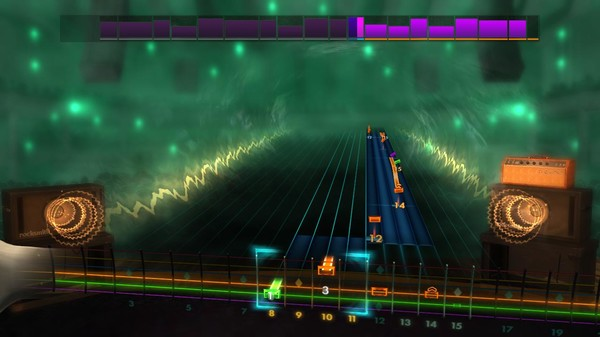 "Скриншот №4 к Rocksmith® 2014 Edition – Remastered – Melissa Etheridge - ""Im the Only One"""