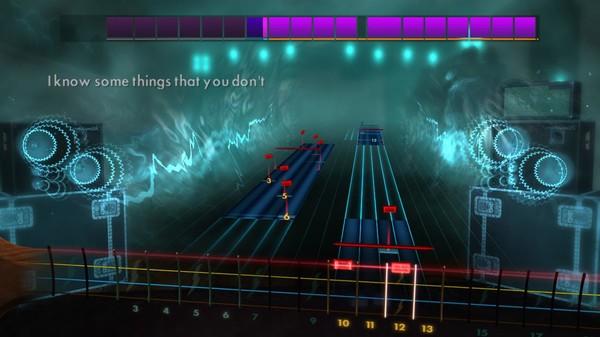 """Скриншот №5 к Rocksmith® 2014 Edition – Remastered – SixxA.M. - """"Life Is Beautiful"""""""