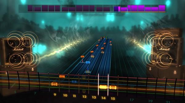 """Скриншот №1 к Rocksmith® 2014 Edition – Remastered – SixxA.M. - """"Life Is Beautiful"""""""