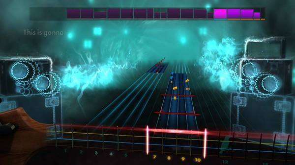 "Скриншот №4 к Rocksmith® 2014 Edition – Remastered – SixxA.M. - ""This Is Gonna Hurt"""