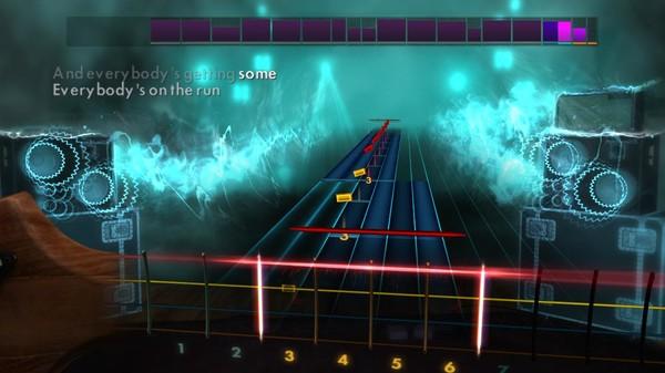 "Скриншот №5 к Rocksmith® 2014 Edition – Remastered – SixxA.M. - ""This Is Gonna Hurt"""