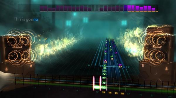 "Скриншот №3 к Rocksmith® 2014 Edition – Remastered – SixxA.M. - ""This Is Gonna Hurt"""