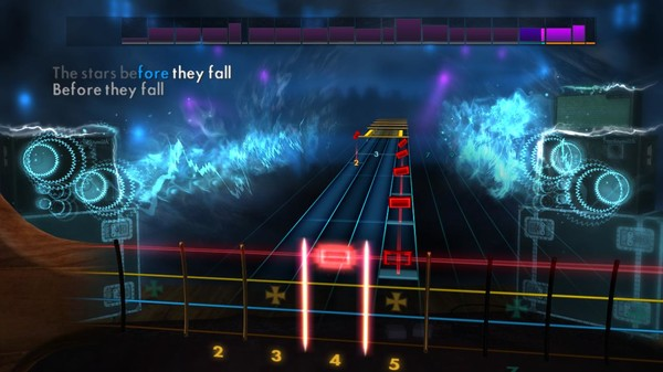 "Скриншот №4 к Rocksmith® 2014 Edition – Remastered – SixxA.M. - ""Stars"""