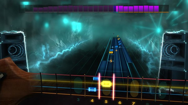 Скриншот №5 к Rocksmith® 2014 Edition – Remastered – 70s Mix Song Pack VI