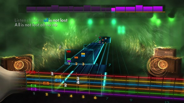 Скриншот №4 к Rocksmith® 2014 Edition – Remastered – 70s Mix Song Pack VI