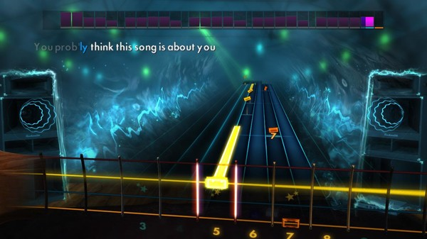 Скриншот №2 к Rocksmith® 2014 Edition – Remastered – 70s Mix Song Pack VI