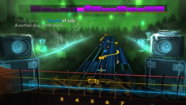 "Скриншот №3 к Rocksmith® 2014 Edition – Remastered – Chicago - ""Saturday in the Park"""