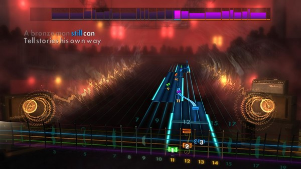 "Скриншот №1 к Rocksmith® 2014 Edition – Remastered – Chicago - ""Saturday in the Park"""
