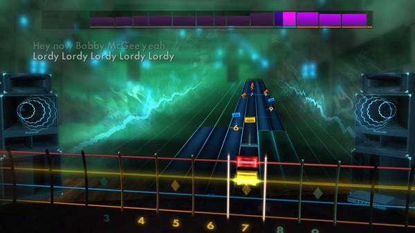 Скриншот №3 к Rocksmith® 2014 Edition – Remastered – Janis Joplin Song Pack