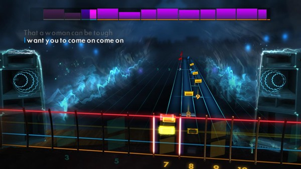 Скриншот №1 к Rocksmith® 2014 Edition – Remastered – Janis Joplin Song Pack