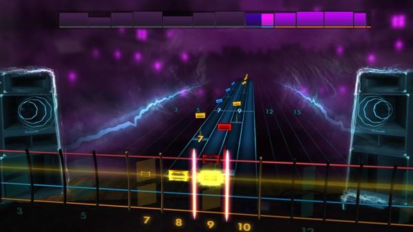 "Скриншот №1 к Rocksmith® 2014 Edition – Remastered – Janis JoplinBig Brother  The Holding Co. - ""Piece of My Heart"""