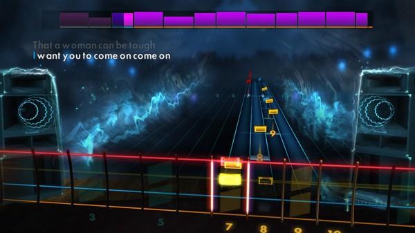 "Скриншот №5 к Rocksmith® 2014 Edition – Remastered – Janis JoplinBig Brother  The Holding Co. - ""Piece of My Heart"""