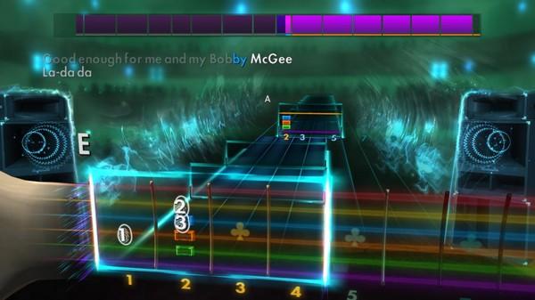 "Скриншот №2 к Rocksmith® 2014 Edition – Remastered – Janis Joplin - ""Me and Bobby McGee"""