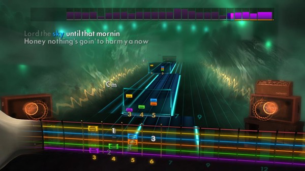 "Скриншот №4 к Rocksmith® 2014 Edition – Remastered – Janis JoplinBig Brother  The Holding Co. - ""Summertime"""