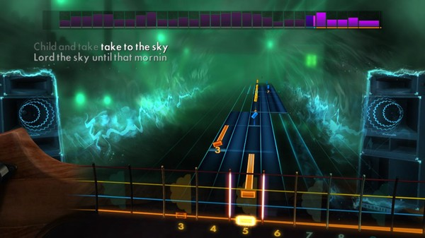 "Скриншот №2 к Rocksmith® 2014 Edition – Remastered – Janis JoplinBig Brother  The Holding Co. - ""Summertime"""