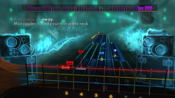 Скриншот №2 к Rocksmith® 2014 Edition – Remastered – Opeth Song Pack