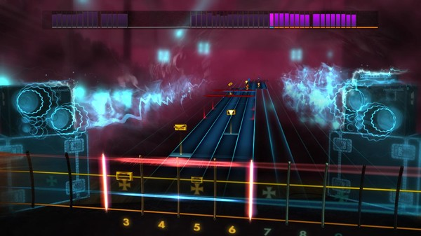 Скриншот №5 к Rocksmith® 2014 Edition – Remastered – Opeth Song Pack