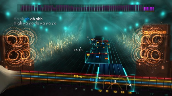 "Скриншот №2 к Rocksmith® 2014 Edition – Remastered – Opeth - ""Ghost of Perdition"""