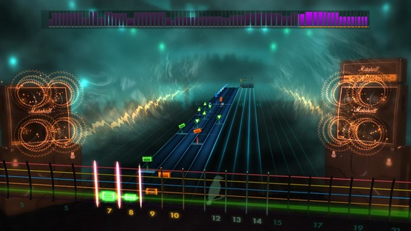 "Скриншот №1 к Rocksmith® 2014 Edition – Remastered – Opeth - ""Ghost of Perdition"""