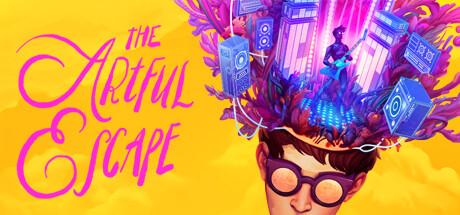 The Artful Escape Cover Image