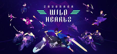 Sayonara Wild Hearts Cover Image