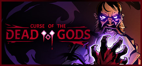 Curse of the Dead Gods Cover Image