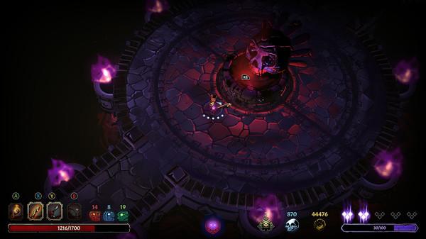Curse of the Dead Gods скриншот