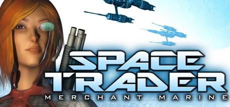 Space Trader: Merchant Marine Cover Image