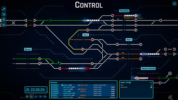 Rail Route screenshot