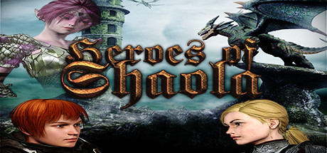 Heroes of Shaola Cover Image