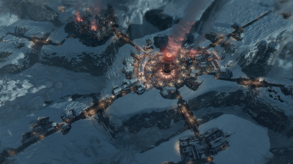 Скриншот №2 к Frostpunk The Rifts