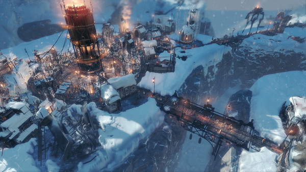 Скриншот №4 к Frostpunk The Rifts