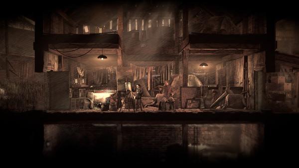 Скриншот №1 к This War of Mine Stories - Fading Embers ep. 3