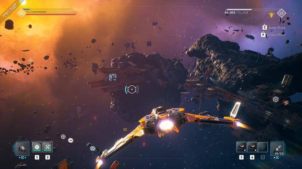 Скриншот №1 к EVERSPACE™ 2