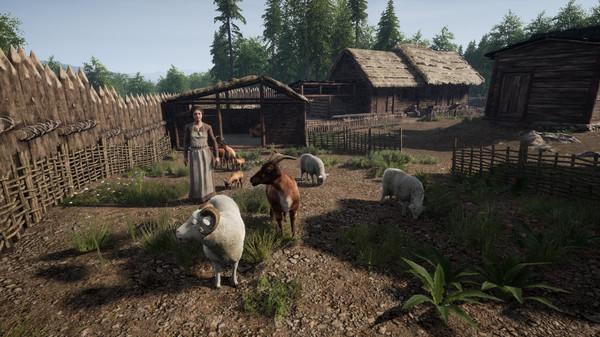 Скриншот №1 к Medieval Dynasty